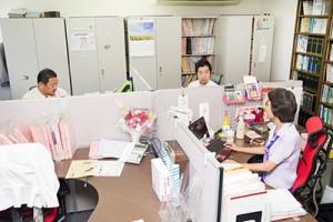台東協同法律事務所内の風景